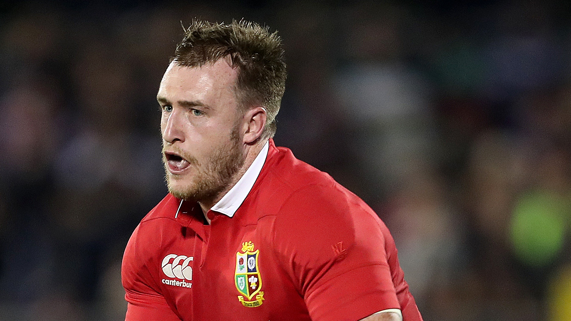 Lions tour: Fullback Stuart Hogg out for remainder of tour with injury