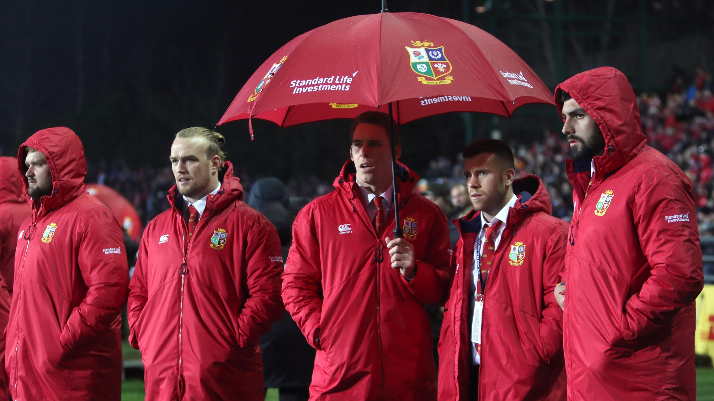 Warburton not guaranteed starting spot - Gatland