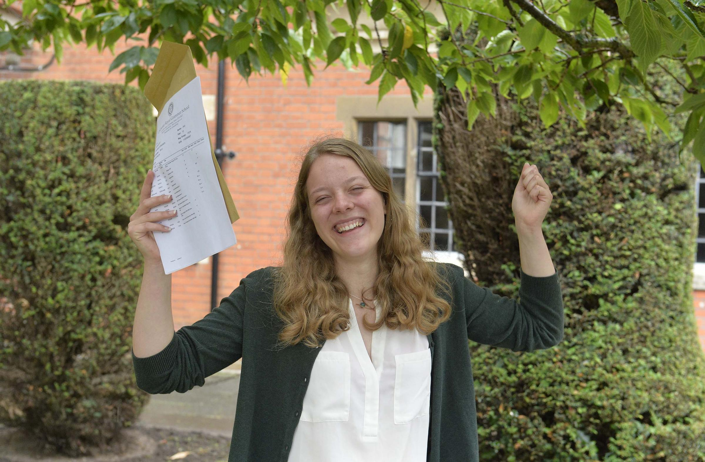 Best ever A-Level results for North Tyneside